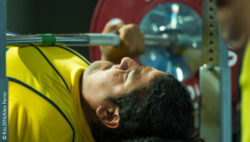 Photo: powerlifter