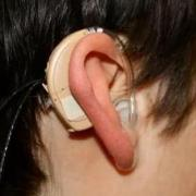 Photo: Prototype of new hearing aid