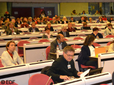 Photo: Audience of the conference