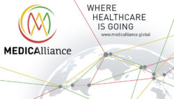 Logo MEDICAlliance; Copyright: Messe Düsseldorf