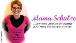 Photo: JuSu Hubinger and the logo of her blog ; Copyright: JuSu Hubinger