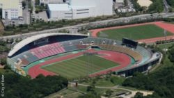 Photo: Universiade Memorial Stadium in Kobe; Copyright: City of Kobe