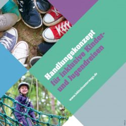 Photo: Cover of the Action Plan to Promote Inclusive Travel for Children and Young People; Copyright: TH Köln