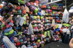 Photo: A lot of colorful pillows; Copyright: beta-web/Schlüter