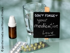 Photo: Note that remembers to take medication