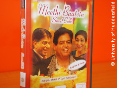 Photo: Cover of Diabetes Bollywood DVD