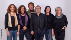 Photo: Manfred Radermacher and his team; © enterability