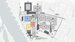 Foto: Screenshot of the hall plan