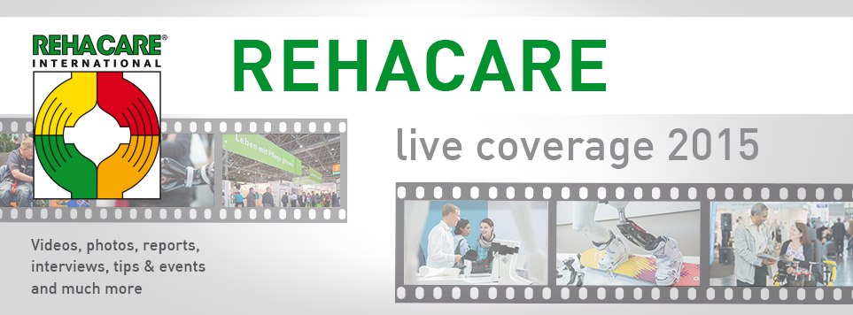 Graphic: REHACARE live