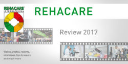 Graphic: Review REHACARE 2017; Copyright: Messe Düsseldorf