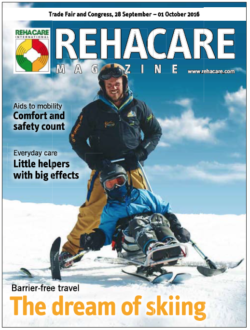 Graphic: REHACARE Magazine