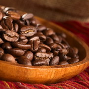 Photo: Coffee beans