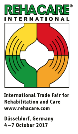 Graphic: free advertisement with trade fair logos