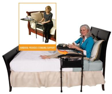 Independence Bed table with tray