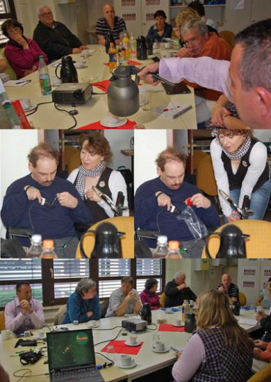 Gripability - assistive technology in the field of facilitation and therapy