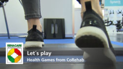 "Photo: Preview ""CoRehab"", linked to video"