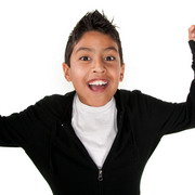 Photo: A Boy with ADHD