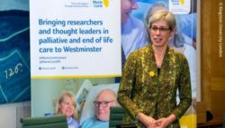 Photo: Professor Irene Tuffrey-Wijne; Copyright: Kingston University London