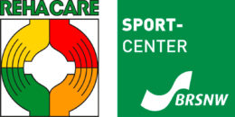 Graphic: Brand of the Sports Center at REHACARE