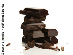 Photo: Pieces of chocolate