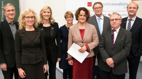 Photo: Opening of ZSEN in Mainz, Germany