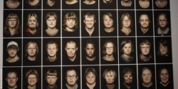 Image: Collage with portraits from people with Down's syndrome; Copyright: beta-web/Dindas