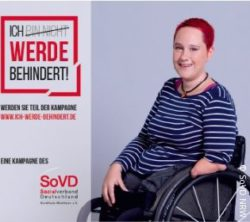 Image: campaign Betty; Copyright: SoVD NRW