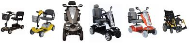 KYMCO Healthcare a complete range!