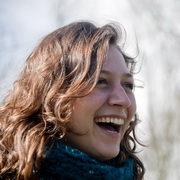 Photo: Laughing woman