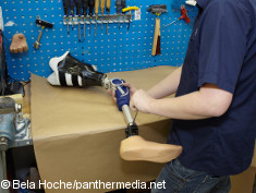 Photo: Prosthetic and orthotic service