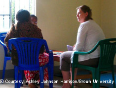 Photo: Ashley Johnson Harrison and colleagues