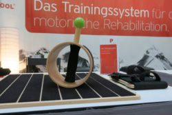 Photo: Training system for motoric rehabilitation; Copyright: beta-web/Schlüter