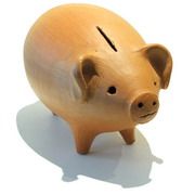 Photo: Piggy bank